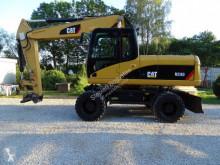 Caterpillar 318D used wheel excavator