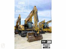 Excavadora excavadora de ruedas Caterpillar