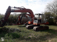 Poclain 75B used wheel excavator