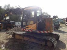 Volvo ECR 145 C L 17007 used track excavator