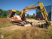 New Holland E 235 SR 15803 used track excavator