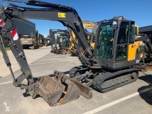 Volvo EC 55 C tweedehands mini-graafmachine