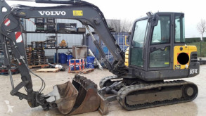 Volvo EC 55 C 10284 mini-excavator second-hand