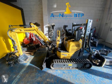 Yanmar VIO 12 used mini excavator