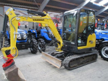 Yanmar excavator used