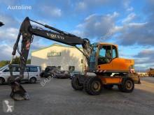 Excavadora Volvo EW 160 C (12001429) excavadora de ruedas usada