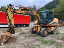 Excavadora Case WX150 WX 150 excavadora de ruedas usada