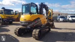 Escavadora Mecalac 6 MCR mini-escavadora usada