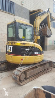 Caterpillar 304.5 304ab mini-lopata použitý