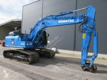 Excavadora excavadora de cadenas Komatsu PC210LC