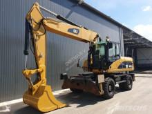 Excavadora excavadora de ruedas Caterpillar M322