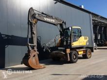 Excavadora excavadora de ruedas Volvo EW140 C