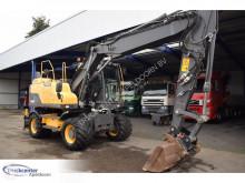 Escavadora Volvo EW160 D escavadora de rodas usada