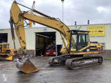 Caterpillar 322 BLN Track Excavator 25T. Hammer Line Good Condition used track excavator