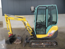 Yanmar SV 17 EX used mini excavator