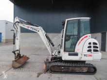 Terex TC 35 mini escavatore usato