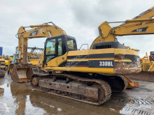 Верижен багер Caterpillar 330BL