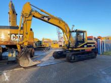 Caterpillar track excavator 318BL