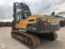 Escavadora Volvo EC 220 DL (+ ENGCON) escavadora de lagartas usada