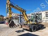 Excavator pe roti New Holland MH 3.6 MH 3.6