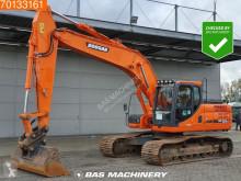 Doosan DX225 верижен багер втора употреба