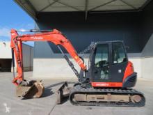 Escavadora Kubota KX 080-4 mini-escavadora usada