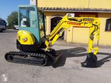 Yanmar VIO 25 mini escavatore usato