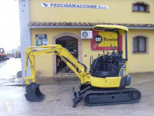 Escavadora Komatsu PC20 MR-2 mini-escavadora usada