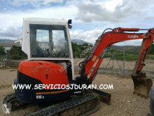 Kubota U35 mini-excavator second-hand