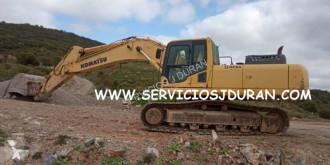 Excavadora Komatsu PC350NLC8 excavadora de cadenas usada