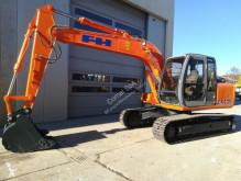 Escavadora Fiat-Hitachi EX 135 escavadora de lagartas usada