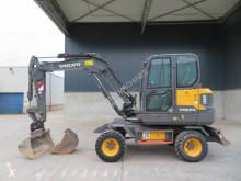 Volvo wheel excavator EW 60 E
