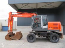 Hitachi ZX 140 W-3 excavator pe roti second-hand