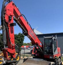 Excavator pentru manipulare Solmec 180 ESC