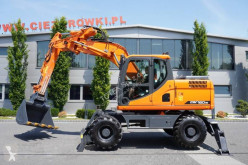 Doosan DX160 W DX 160W-7, 16t, offset arm, joystick, additional hydraulics, camera, AC , q-c колесен багер втора употреба
