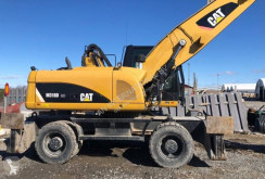 Caterpillar M318D MH pelle de manutention occasion