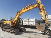 Escavadora JCB JS210LC escavadora de lagartas usada