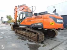 Escavadora Doosan DX380LC-5 escavadora de lagartas usada