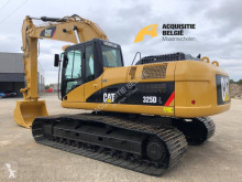 Caterpillar track excavator 325DL