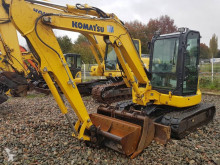 Komatsu PC55MR-5 used mini excavator
