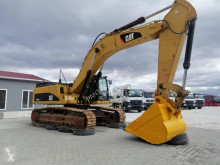 Paletli kepçe Caterpillar 349DL