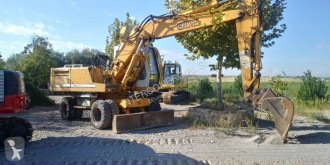 Liebherr A902 A902 used wheel excavator