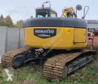 Komatsu PC228USLC excavator pe şenile second-hand