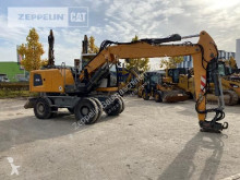 Liebherr A918 CO.LI used wheel excavator