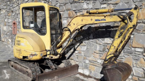 Komatsu PC30MR-1 mini pelle occasion