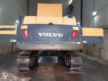 Volvo EC 380 D L használt lánctalpas kotrógép