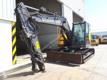 Excavadora Volvo ECR 145 EL excavadora de cadenas usada
