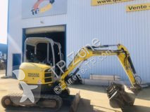 Wacker Neuson ez28 mini-excavator second-hand