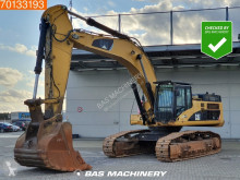 Caterpillar 345D used track excavator