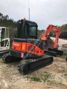 Excavadora Hitachi ZX52U3 excavadora de cadenas usada